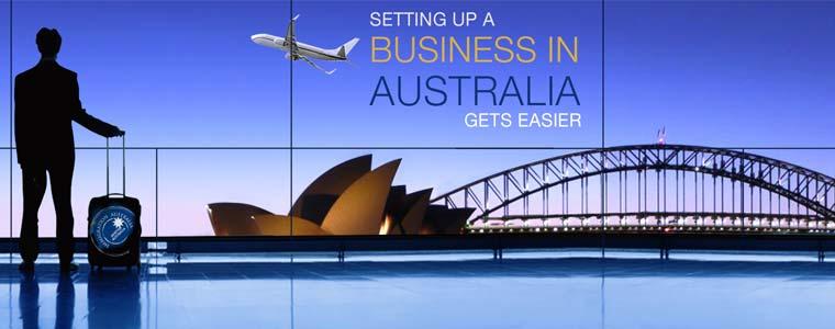 اقامت استرالیا از راه کارآفرینی