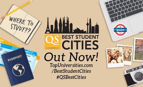 برترین شهرهای تحصیلی دنیا در سال 2017