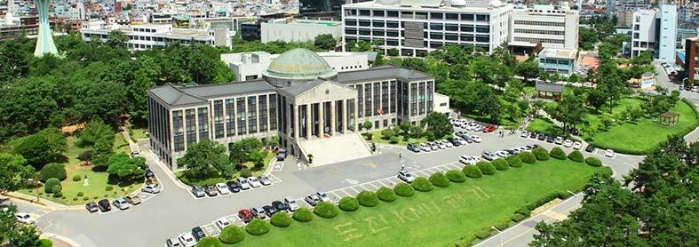 بورسیه دانشگاه ملی کیونگپوک کره جنوبی