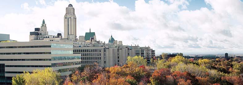 بورسیه دانشگاه مونترال کانادا
