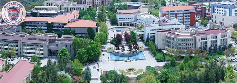 بورسیه فول فاند دانشگاه بیلکنت ترکیه
