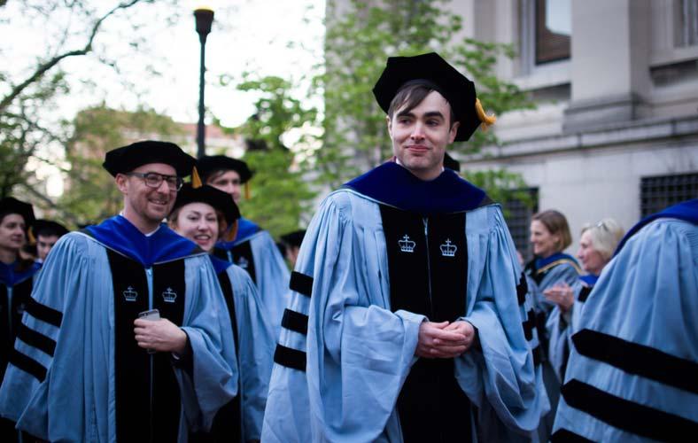 تحصیل رایگان در آمریکا در مقطع دکترا