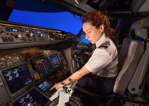 پردرآمدترین شغل های جهان - خلبان