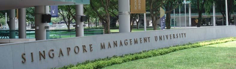 بورسیه دانشگاه مدیریت سنگاپور