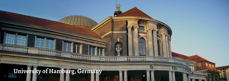 بورسیه تحصیلات تکمیلی آلمان - دانشگاه هامبورگ