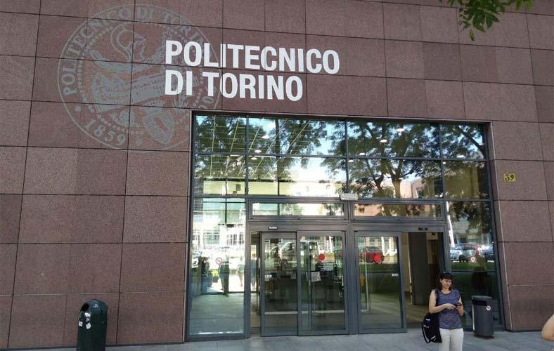 بورسیه دانشگاه پلی تکنیک تورین ایتالیا