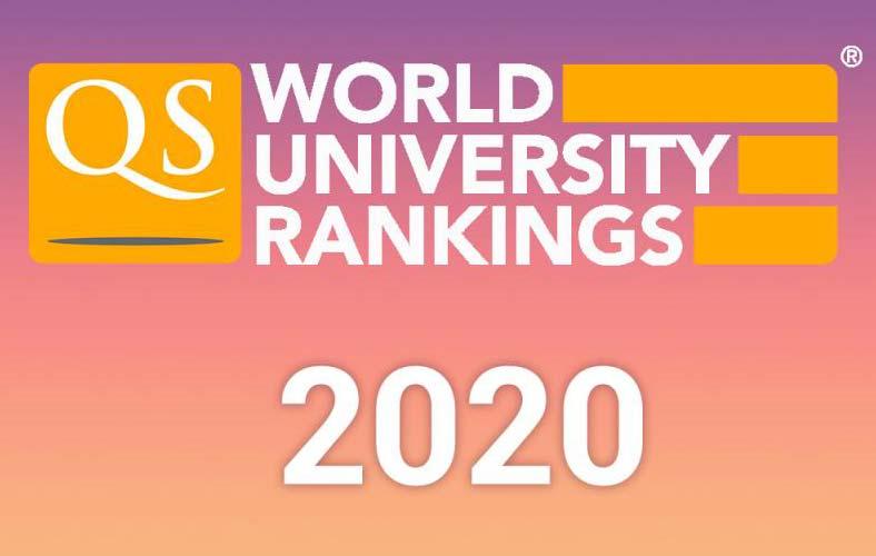 رنکینگ بهترین دانشگاهها 2020