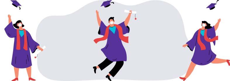 زمان قانونی حضور دانشجویان خارج کشور