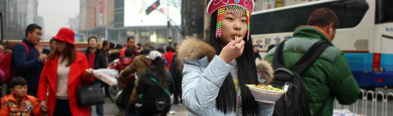 شرایط زندگی در چین