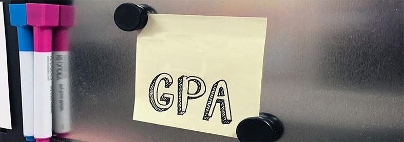 نحوه محاسبه نمره GPA