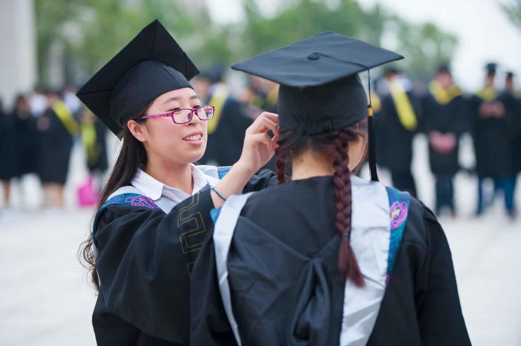 اخذ پذیرش از دانشگاه های چین